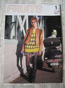 FRUiTS MAGAZINE Japan 2004 No.79 Free Style Harajuku Fashion