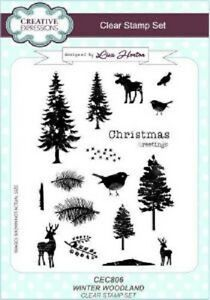Creative Expressions Clear Stamp Set  Winter Wonderland  Christmas  CEC806 - <span itemprop=availableAtOrFrom>North Walsham, Norfolk, United Kingdom</span> - Returns accepted Most purchases from business sellers are protected by the Consumer Contract Regulations 2013 which give you the right to cancel the purchase within 14 days - North Walsham, Norfolk, United Kingdom