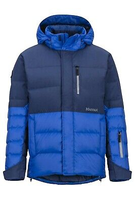 surf Marmot warme Jacket Herren Shadow Men für navyeBay Daunenjacke arctic j54LAR