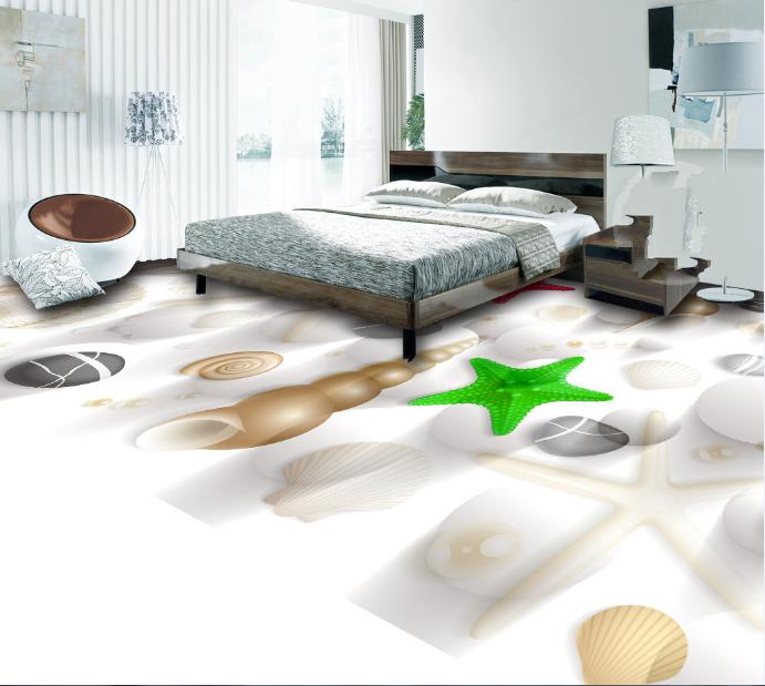 3D Konch Muster 538 Fototapeten Wandbild Fototapete Tapete Familie DE Lemon