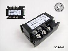 SCR-708 Thyristorsteller 3-phasig, Multieingang