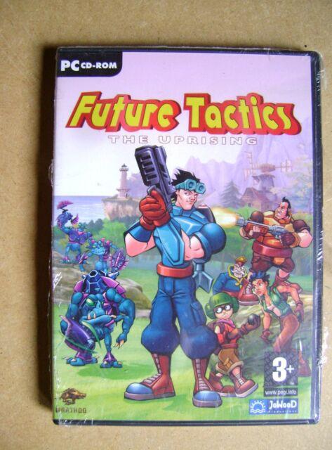 CD PC Jeux Future Tactics the uprising /F9
