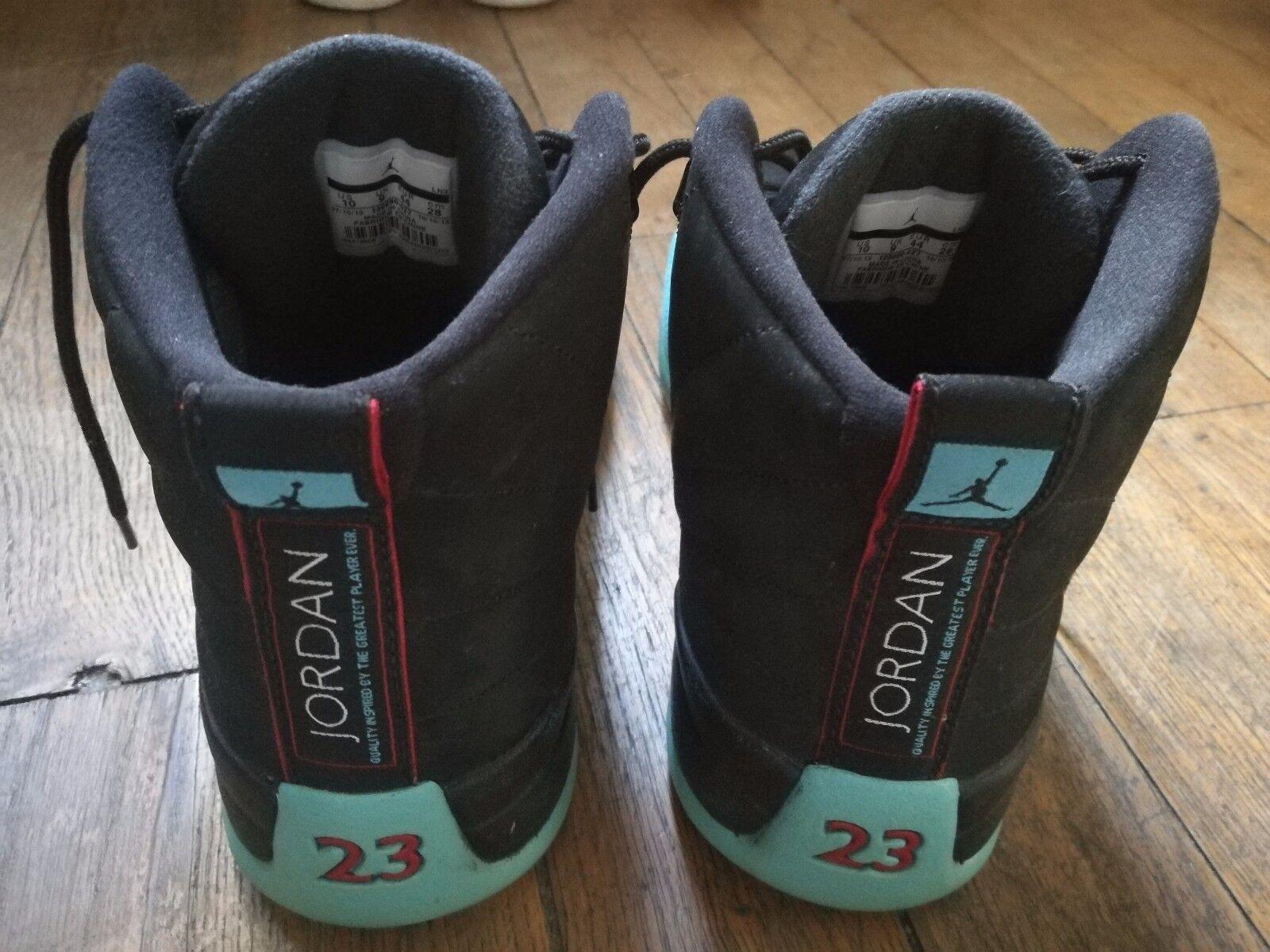 Nike Air Jordan Blue 12 Retro XII Gamma Blue Jordan  Taille 44 EU / Size 10 US 34e4d7