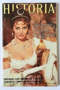 G-Revue-HISTORIA-n-343-Ardente-Pauline-Borghese