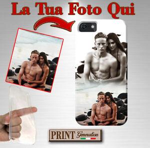 Cover-per-iPhone-PERSONALIZZATA-FOTO-custodia-morbida-silicone-alta-qualita-gomm