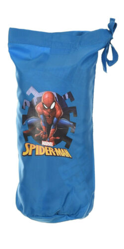 Kids Boys Paw Patrol and Spiderman Lightweight Showerproof Jackets 3 to 8 Years