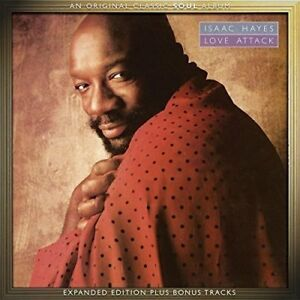 Isaac-Hayes-Love-Attack-2016-CD-Expanded-Edition-NEW-SEALED-SPEEDYPOST