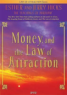 Money and the Law of Attraction DVD Abraham Hicks