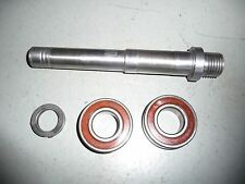 """Head Stock Spindle and Bearings for 6"""" Atlas Craftsman MK2 Lathe"""