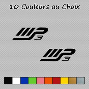 2-Stickers-mp3-Decal-PIA1-Scooters-Gilera-Puch-Aprilia-LX-125-Couleurs-au-choix