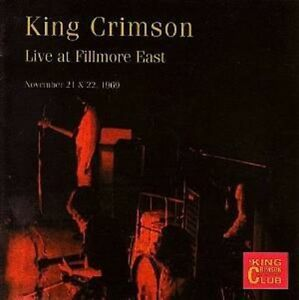King-Crimson-Collector-039-s-Club-1969-11-21-amp-22-New-CD-Japan-Import
