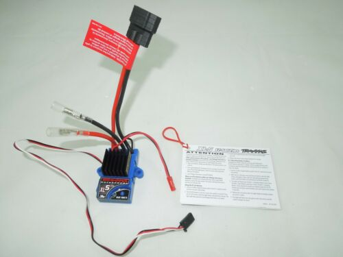 TRAXXAS TRX-4 FORD BRONCO XL-5HV ESC SPEED CONTROL LVD 3s ELECTRONIC CRAWLER