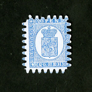 FINLANDE-timbres-N-9-F-Tres-fine-Inutilise-catalogue-value-575-00