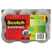 Scotch Refill Rolls For Dp-1000 Easy Grip Tape Dispenser - Dp1000rf6 on sale