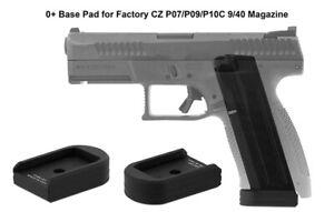 UTG-PRO-0-Magazine-Base-Pad-CZ-P07-P10C-Pistol-Aluminum-NEW
