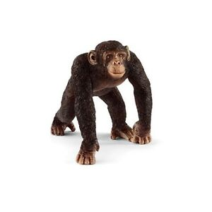 Schleich-Chimpanzee-Male-Animal-Figure-NEW-IN-STOCK-Educational