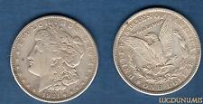 Etats Unis USA United States - Morgan Dollar 1921 S Silver Argent - USA United S