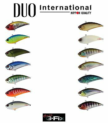 DUO Realis G-Fix Vibration 68 Prism Gill 68mm Sinking Lipless Lure