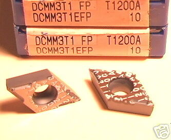 DCMM3T1 FP T1200A DCMM SUMITOMO INSERTS CNC, Metalworking ...