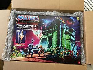 Masters of the Universe Origins Castle Grayskull Playset MOTU Brand New