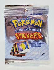 Artbox 1 Tüte Pokemon Stickers Bustine Packet Sobre Pochette Pack