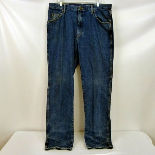 r 38 Taille Jeans Wrangler Hommes Swzq8Yaf