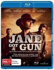 Jane Got A Gun (Blu-ray, 2016)
