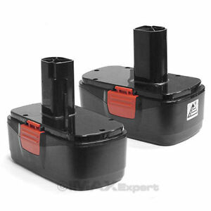 2-19-2V-Replacement-Battery-for-Craftsman-2000mAh-2-0AH-19-2-Volt-Cordless-Drill