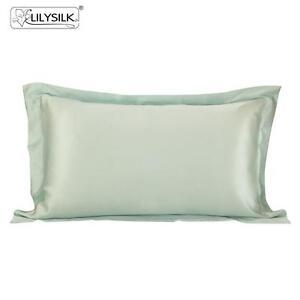 Oxford Silk Pillowcase 19mm 100 Mulberry Silk Pillowcover