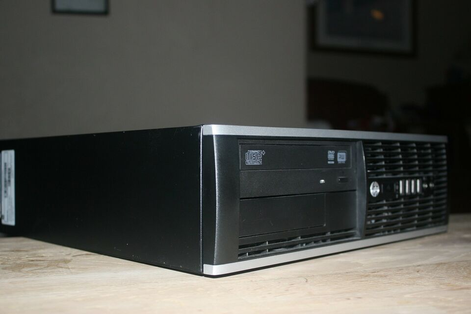 HP, 8200 Elite Small Form Factor PC, 3.40 Ghz