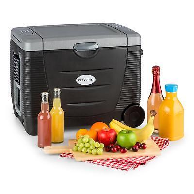 Elektrische Kühlbox Thermobox Camping Kühltruhe Getränkekühler EEK A++ 45L