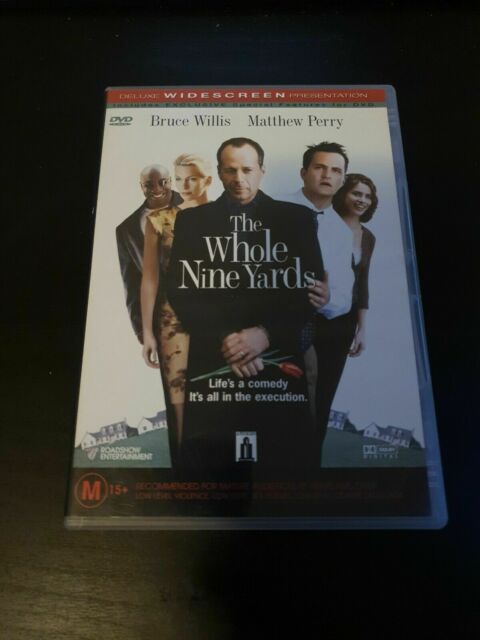 The Whole Nine Yards 2000 Bruce Willis Movie DVD