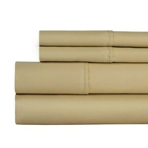 Image Is Loading Aspire Linens 1000 Thread Count Luxury Cotton Blend