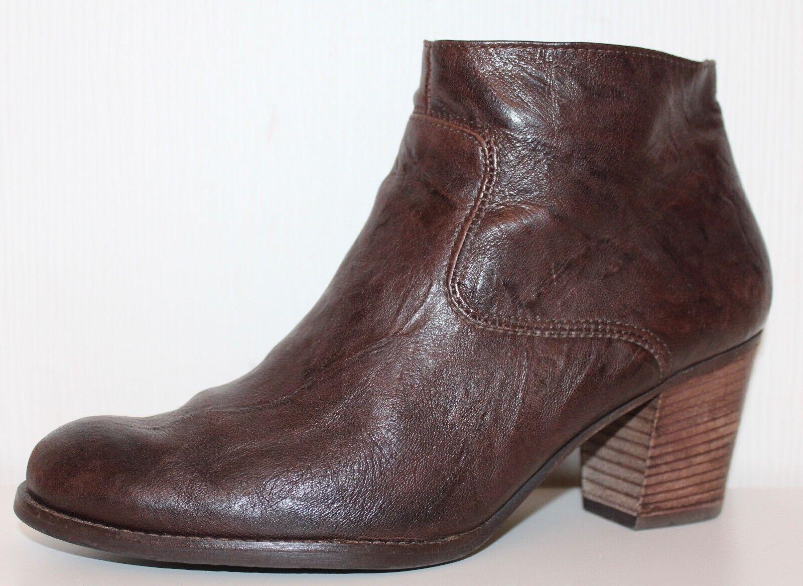 Paul verde botines zapatos zapatos zapatos 38 uk5 cuero pistol chelsea botaies  más orden