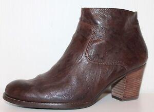 60a50d647fc6 Das Bild wird geladen PAUL-GREEN-Stiefeletten-ANKLE-BOOTS-38-Schuhe-UK5-