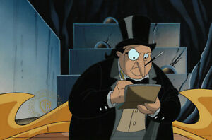 Batman the Animated Series-Penguin- Original Production Cel