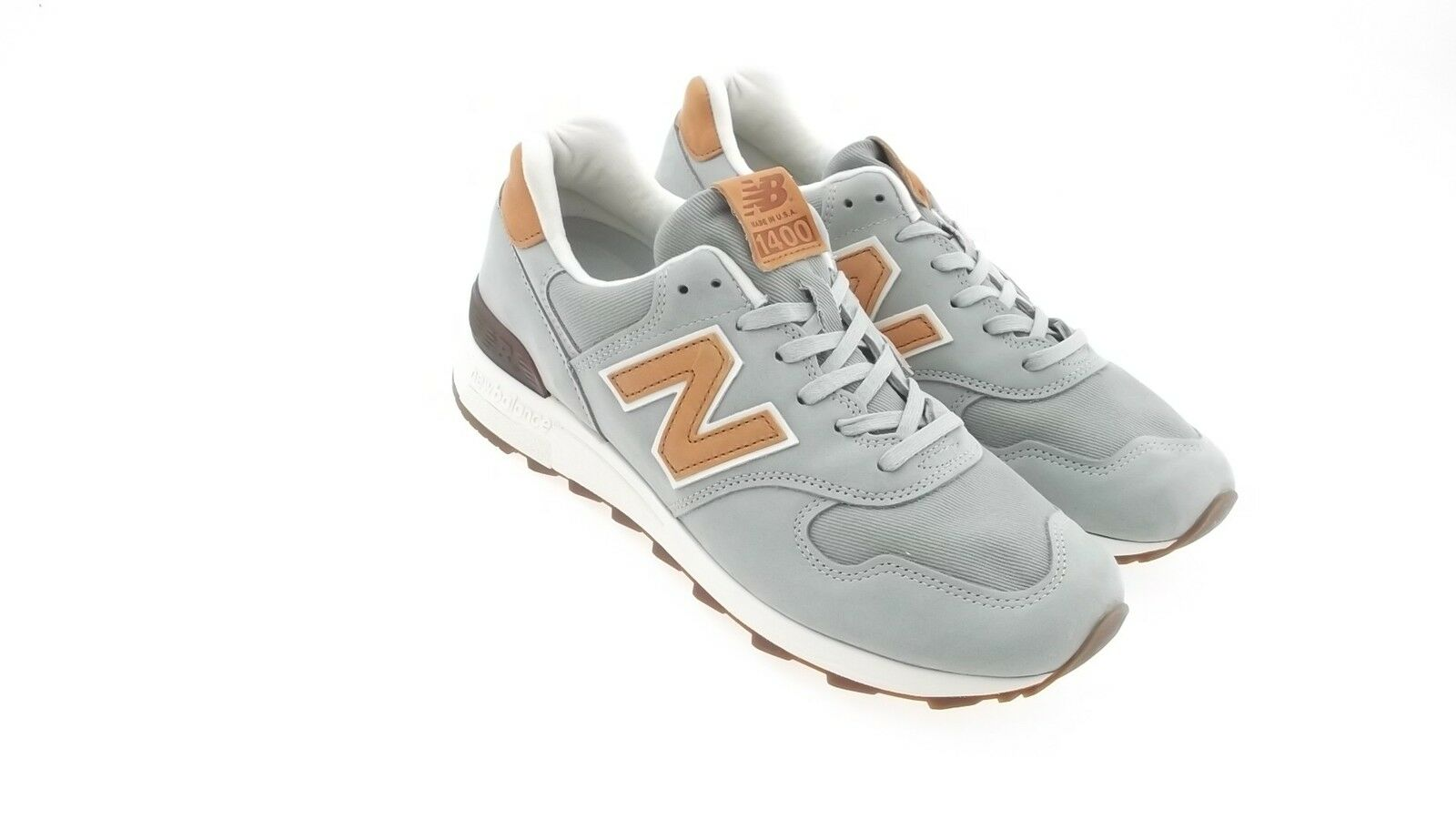 New balance hombre M2040v3 Negro Cuero Horween Corriendo UU. zapatos nosotros tamaño 7 Hecho en EE. UU. Corriendo 52138a