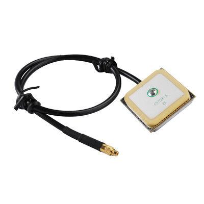 Mini GPS internal Antenna with MMCX Plug Male 50ohm RG174 27x27x6.2mm For Falcom