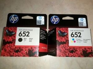 HP 650 ORIGINAL INK CARTRIDGE TRI COLOUR CZ102AE  Brand new and sealed Genuine