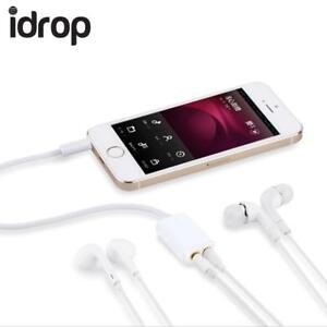 idrop-3-5mm-Audio-Headphone-Splitter-Cable-Jack-Lead-Two-Way-Splitter