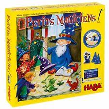 Jeu de société Les Petits Magiciens - Haba - Avec baguette magique magnétique