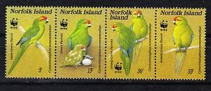 Norfolk Island Scott 421 Mint NH (Catalog Value $19.50) WWF