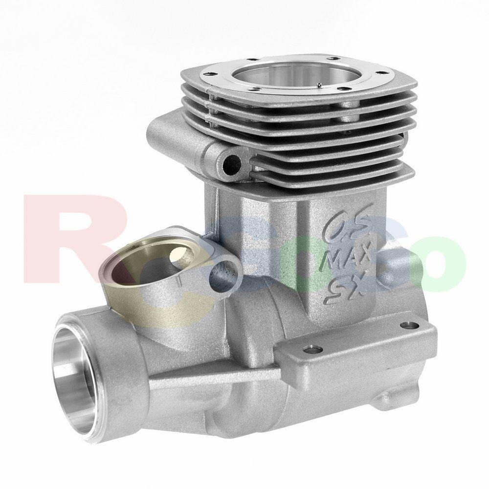 CRANKCASE 61SX-H WC     OS27951000 O.S. Engines Genuine Parts  classico senza tempo
