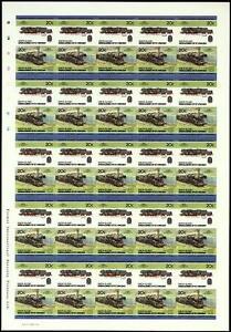 CompéTent 1942 German Classe 42 Kriegslokomotiv 2-10-0 Imperf/imperforé Train Stamp Sheet-v 2-10-0 Imperf/imperforate Train Stamp Sheet Fr-fr Afficher Le Titre D'origine