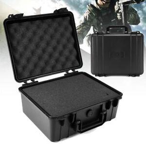 Waterproof-Hard-Plastic-Carry-Case-Bag-Tool-Storage-Box-Portable-Organizer-L