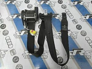 VW Touran Drivers Side Front Seat Belt In Black - 1T2 857 706 A / 1T2857706A