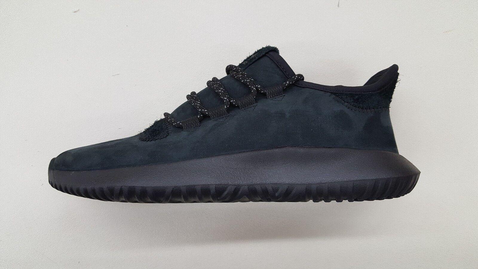 Adidas Originals tubular sombra todo negro multi Suede hombre  size
