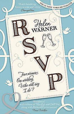 1 of 1 - RSVP, Warner, Helen, Very Good condition, Book