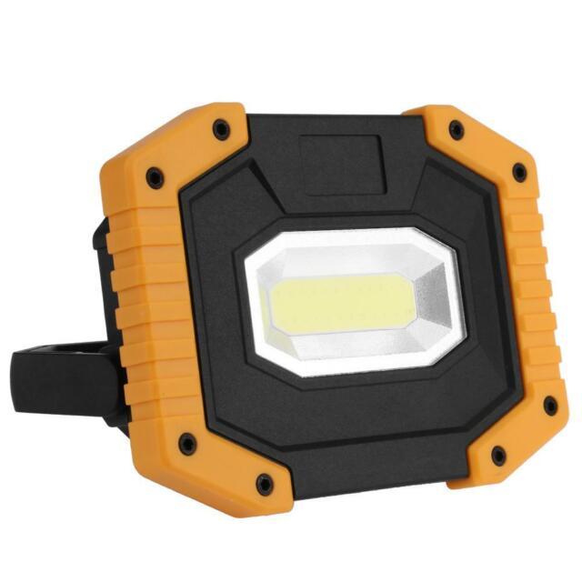 LED Batterie Lampe de Travail Projecteur Construction Poche Spot Lumières