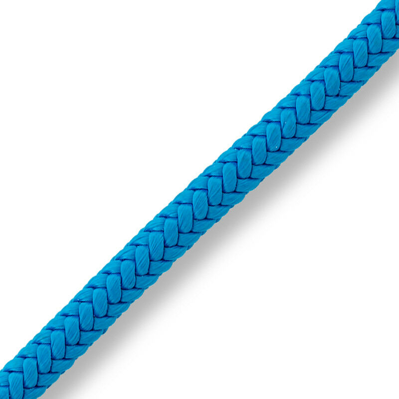 "120' Samson True bluee  12-Strand Braided Climbing Rope 1 2"" x 120'  order now lowest prices"